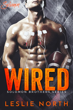Wired (The Solomon Brothers Series #1)