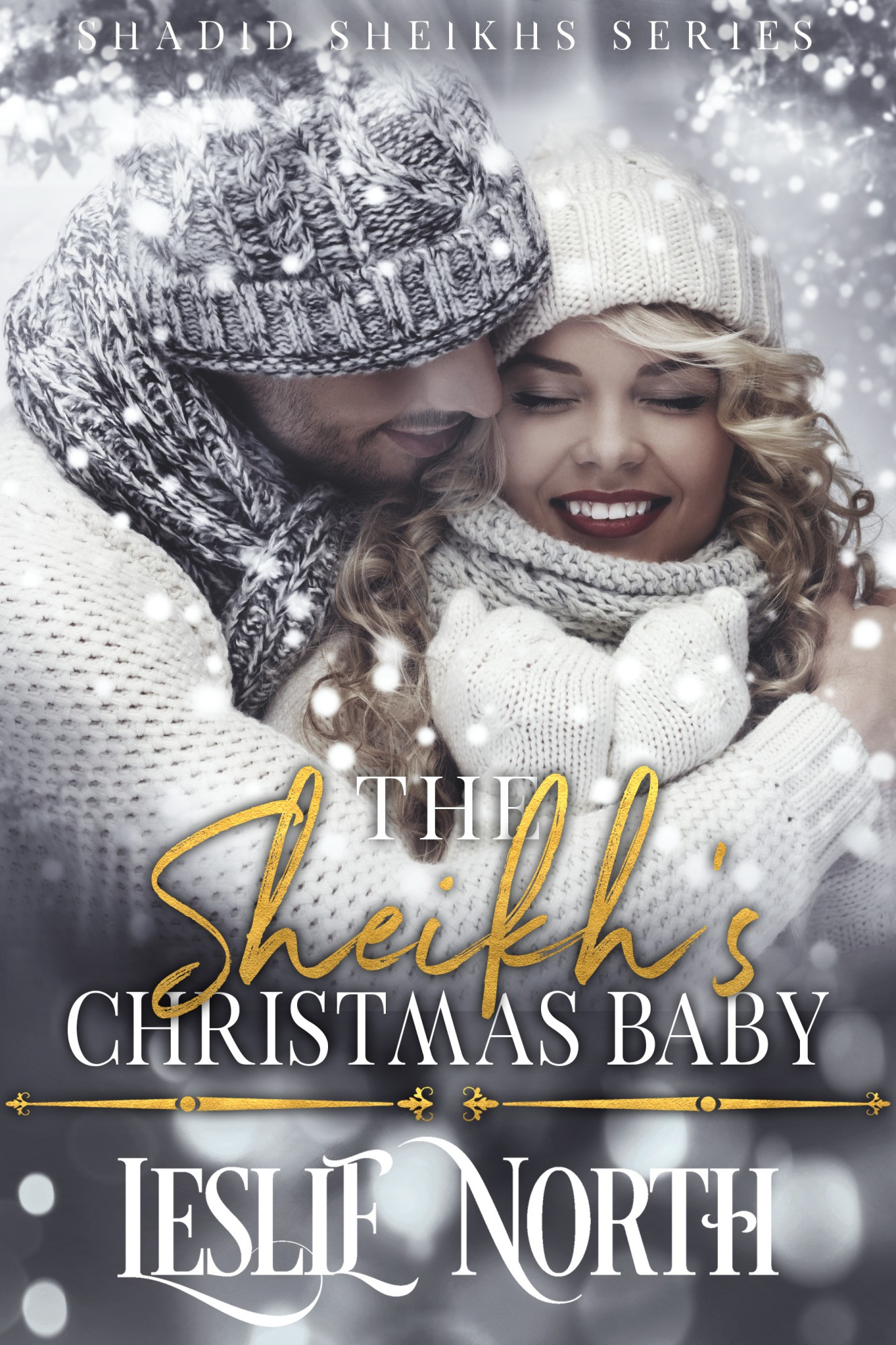 The Sheikh's Christmas Baby (Shadid Sheikhs #3)