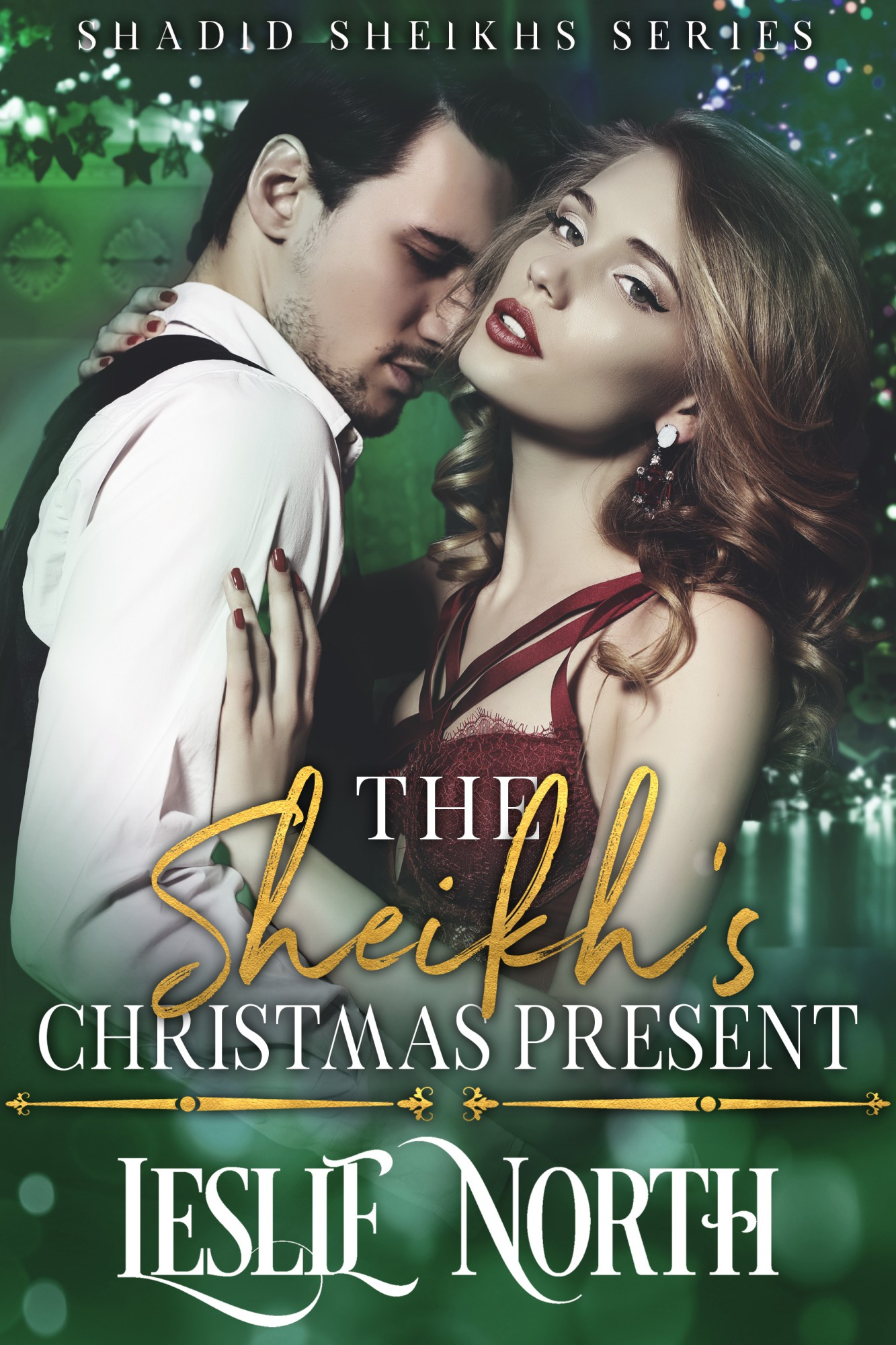 The Sheikh's Christmas Present (Shadid Sheikhs #2)
