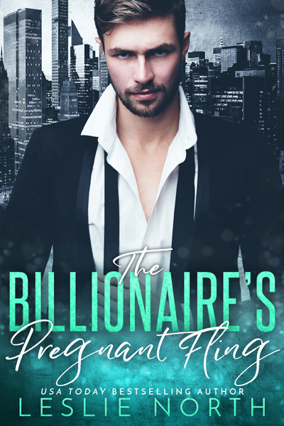 The Billionaire's Pregnant Fling (The Jameson Brothers #2)
